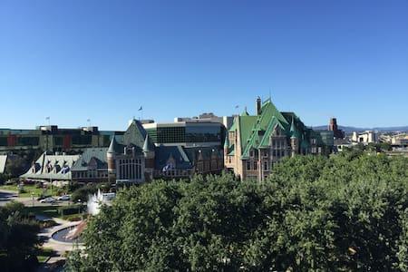 Superbe condo dans le Vieux-Québec