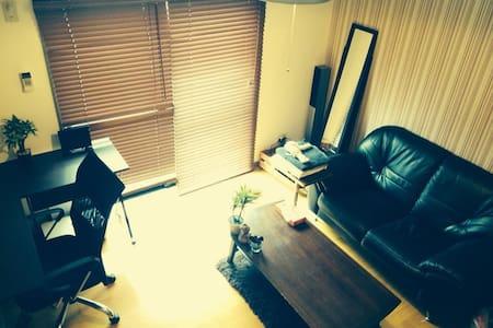 Apartment at Fukuoka Tenjin