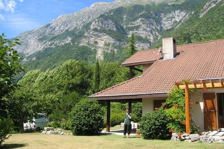 Chambre indépendante dans maison - Saint-Paul-de-Varces - Huis