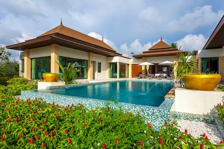 Beach front LUXURY POOL VILLA A2 - Villa