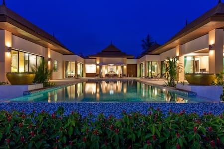Beach front LUXURY POOL VILLA A2 - Ko Kho Khao - Villa