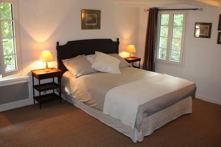 Blanche d'Ô - Chambre 1800 - Bed & Breakfast