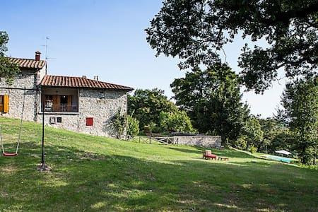 La casa della volpe - Pieve Santo Stefano - Haus