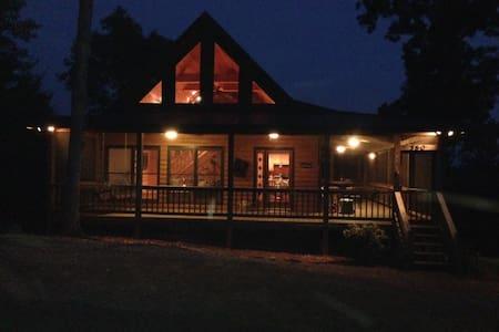 Callaway Cabin - Blue Ridge - Ξυλόσπιτο