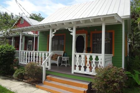 Abbott Cottage- Downtown - Saint Augustine - House