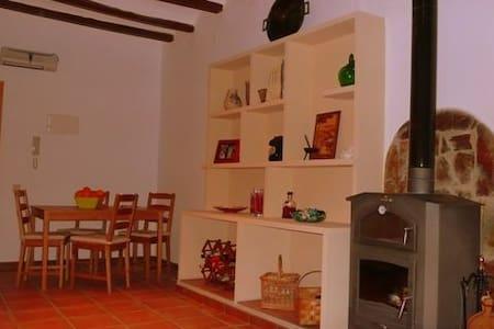 Apartamento con encanto  en Tolva - Apartamento