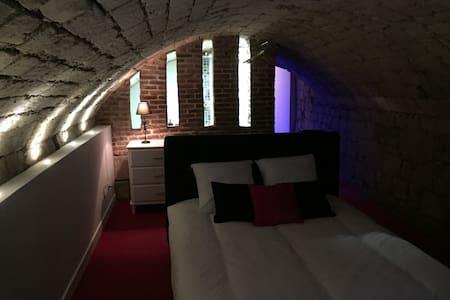 Bel appartement au charme de Rouen