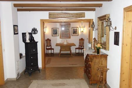 Idyllisches Haus in ruhiger Lage 3 - Schollbrunn - Ev