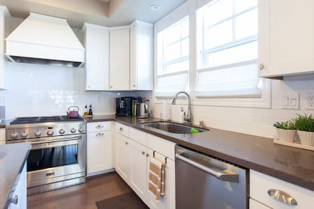 Luxurious 3,000sq.ft Home SF Views.