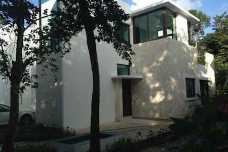 House in Golf & Wellness Resort - Akumal - Haus