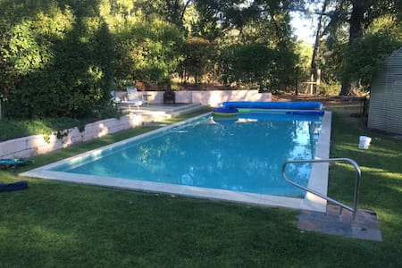 Country Ranch with Pool and Near Wine Country - Middletown - House