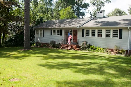 Cozy home on a quiet street - Opelika - Casa