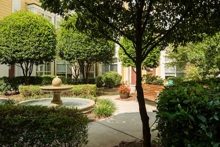 Southend Condo Near Light Rail - Charlotte - Departamento