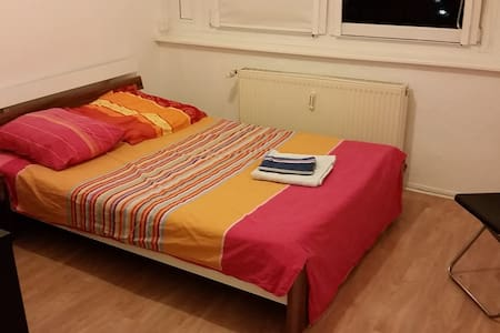 Nice bedroom in a shared flat!!