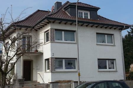 Ferienhaus Nibelungen 2 bis 6 Personen - Lorsch