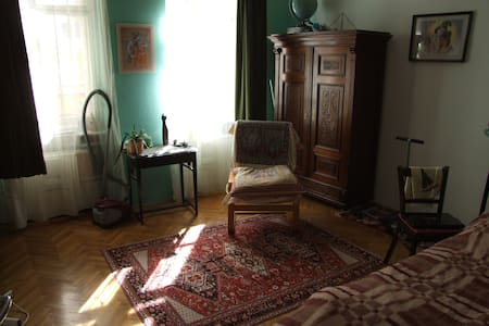 in Buda Castle room rented - Budapest