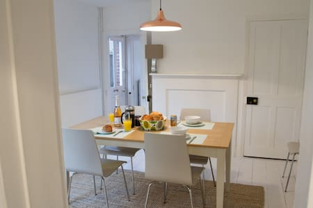Spacious stylish home by sea - Aldeburgh - House