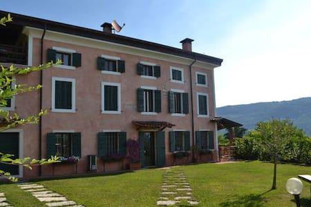 Old Villa in Valpolicella (2 rooms) - Negrar - Villa