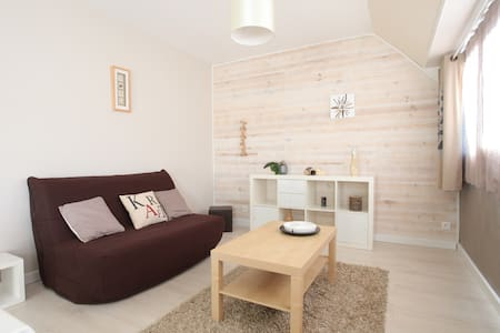Bright, cosy and central appartment - Huoneisto