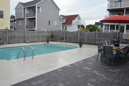Family friendly beach house - Seabrook - Ev