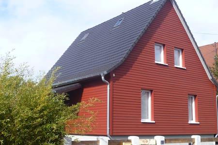 Chambre dans une maison familiale - Strassburg
