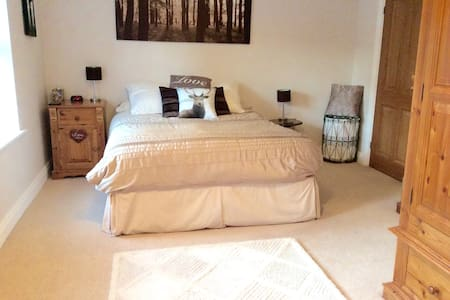Luxurious kingsize with en-suite - Stockton-on-Tees - House