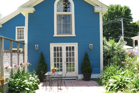 "Salem/Beverly ""barn by the harbor"" avail for Tday - Apartment"