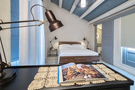 "Mangiabove - Double room ""Gabella"" - Marina di Ragusa - Bed & Breakfast"