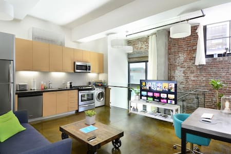 Beautiful & Modern 1BR Loft in SoMa