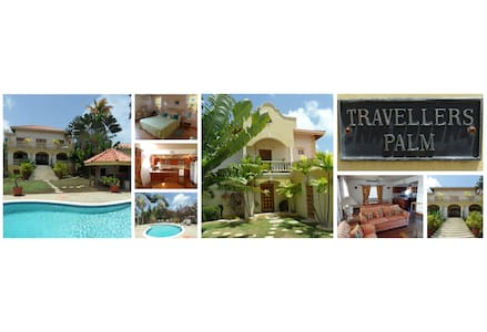 Travellers Palm Villa - Vila