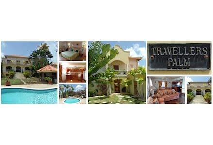 Travellers Palm Villa - Buccoo