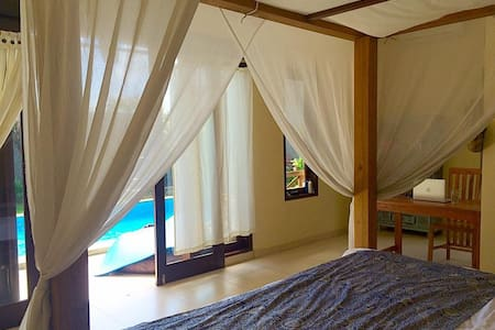 Beautiful Villa Close To Echo Beach - North Kuta - Haus