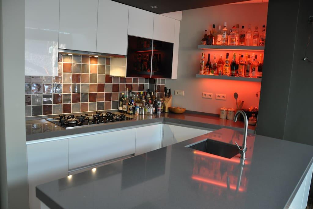 Ground floor / kitchen view