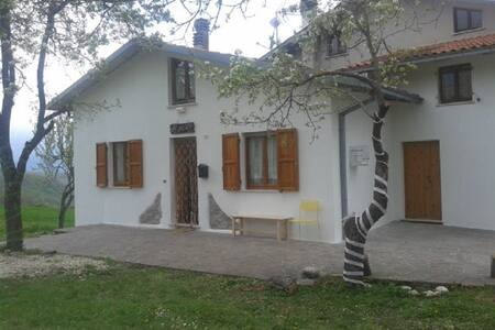 camera in b&b immersi nel verde - Pennabilli - Bed & Breakfast