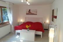 Romantisches Zimmer bei Böblingen