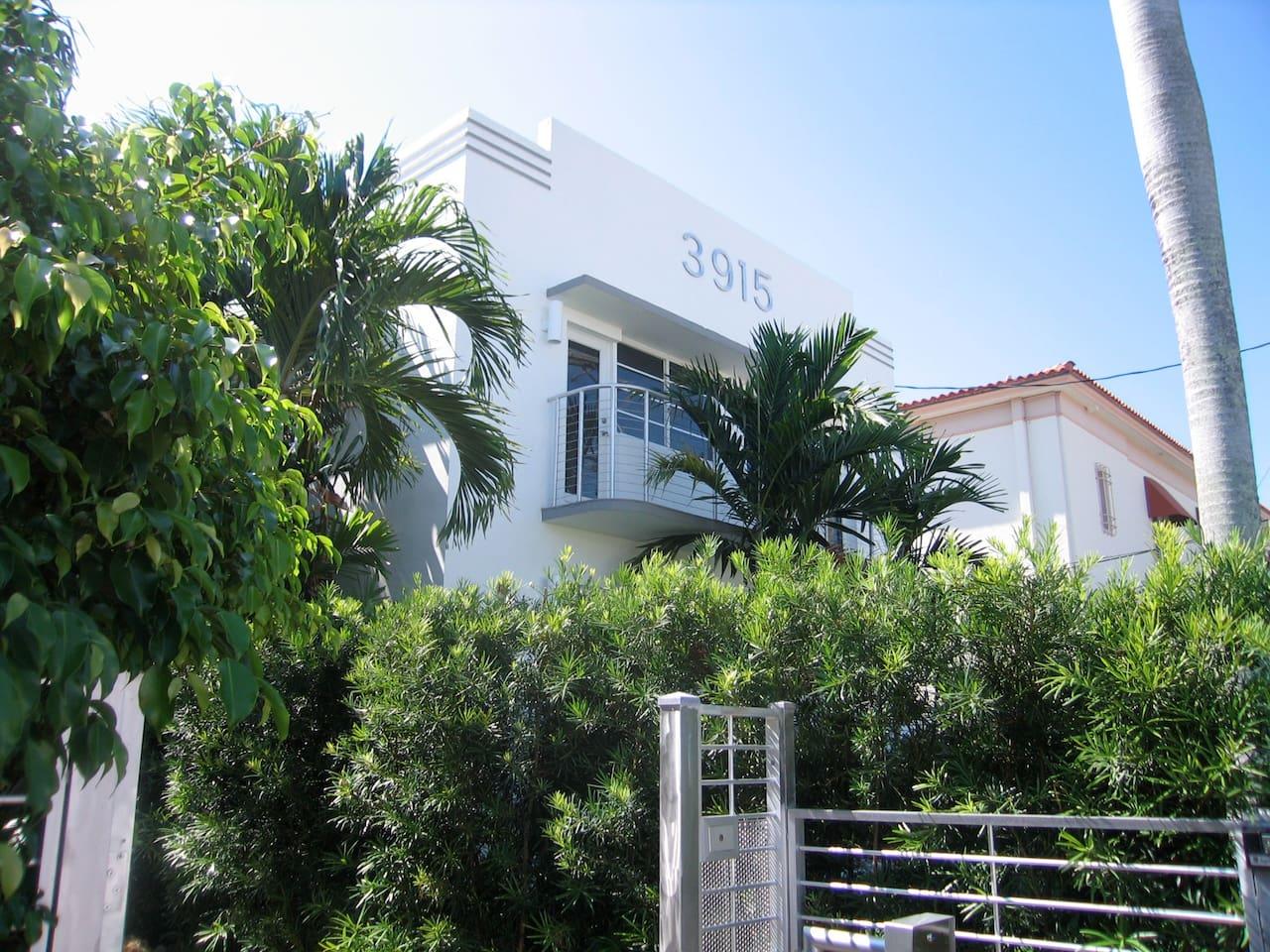 appartamento luminoso Miami Beach