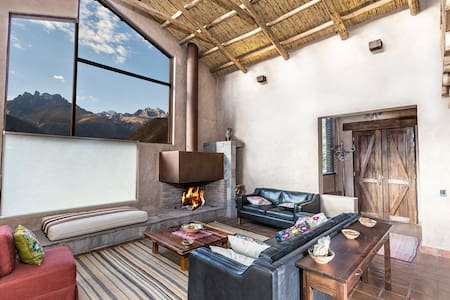 Cozy Cabin in Cusco's Sacred Valley - Urubamba - Urubamba - Villa
