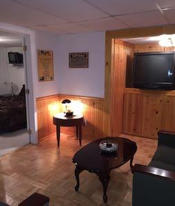 Cozy & Convenient Inlaw Suite - Casa adossada