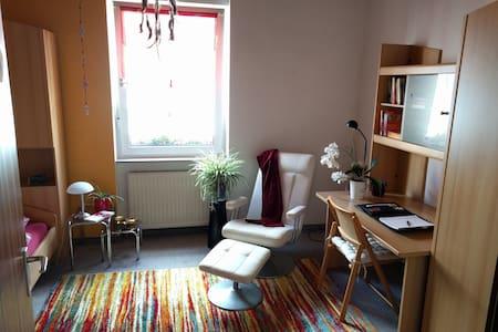 Gemütliches Zimmer mit sep. Bad und Küche - Wohnung