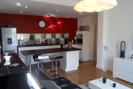 Appartement centre proche mer - Saint-Nazaire - Apartemen