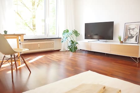 Oasis in the Heart of Munich - München - Apartment