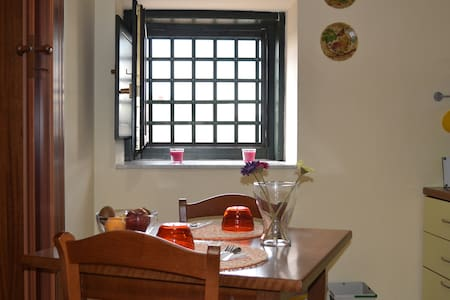 Panoramic apartement on third floor in a historic building recently renovated in the centre of Catania overlooking the Ursino Castle and surrounded by cafés and restaurants , a short walk from Cathedral,Villa Bellini,Theatre, fish market...