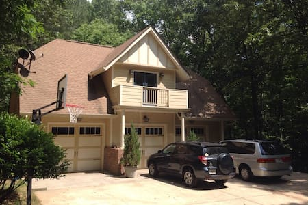 A garage Aparment - Appartement