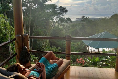 Selva Armonia Eco-Lodge, Room 1 - Uvita - Bed & Breakfast