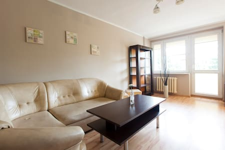 Large Apartment in Wroclaw 57m2 - Apartment