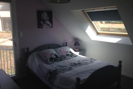 studio dans résidence calme - Belz - Loft