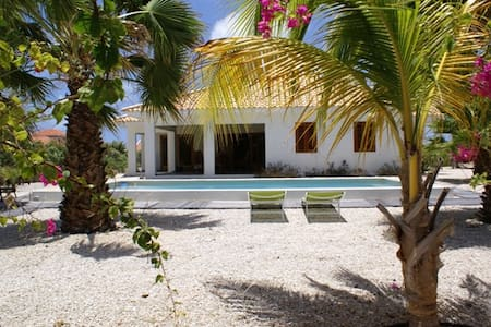 Luxe moderne villa met priv zwembad - Kralendijk
