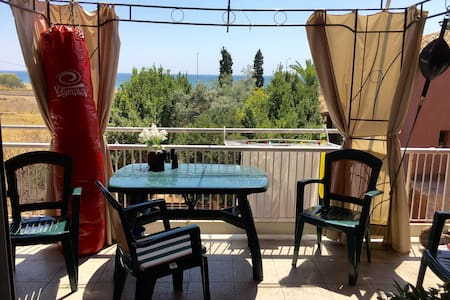 The Athen's riviera - Varkiza's home - Daire