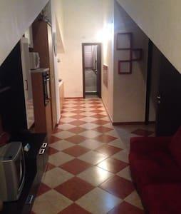 Mansarda arredata cArina - Acquedolci - Apartment