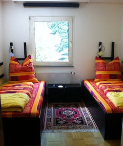 2 bed room, Barbecue Place, Wifi   - Huis